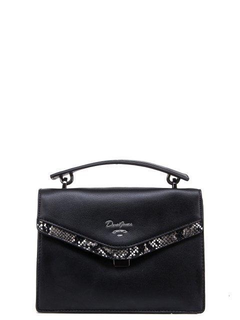 Чёрный портфель David Jones - 1200.00 руб