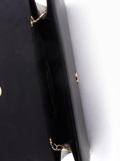 Чёрная сумка планшет Angelo Bianco (Анджело Бьянко) - артикул: К0000026591 - ракурс 4