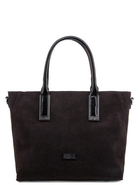 Коричневая сумка классическая Fabbiano - 3349.00 руб
