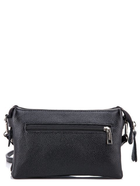 Чёрная сумка планшет S.Lavia (Славия) - артикул: 0027 13 01 - ракурс 4