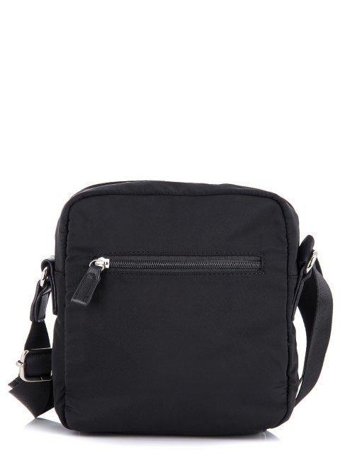 Чёрная сумка планшет David Jones (Дэвид Джонс) - артикул: К0000033942 - ракурс 3