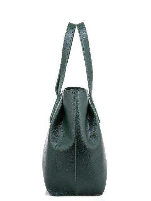 Зелёная сумка классическая S.Lavia (Славия) - артикул: 1047 94 31 - ракурс 3