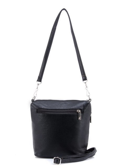 Чёрная сумка планшет S.Lavia (Славия) - артикул: 367 601 01 - ракурс 3