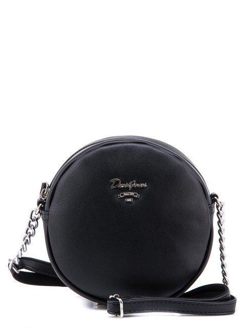 Чёрная сумка планшет David Jones - 1000.00 руб