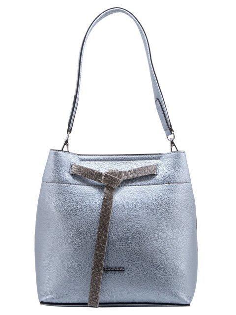 Голубая сумка планшет Fabbiano - 1999.00 руб
