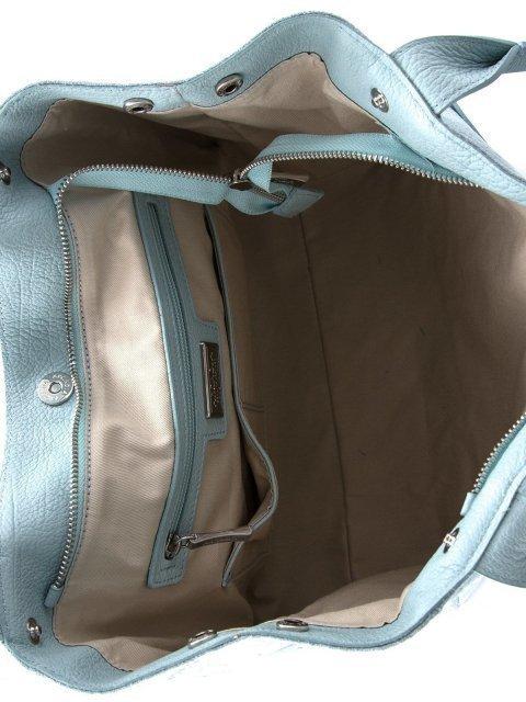 Голубая сумка классическая Arcadia (Аркадия) - артикул: К0000028217 - ракурс 4