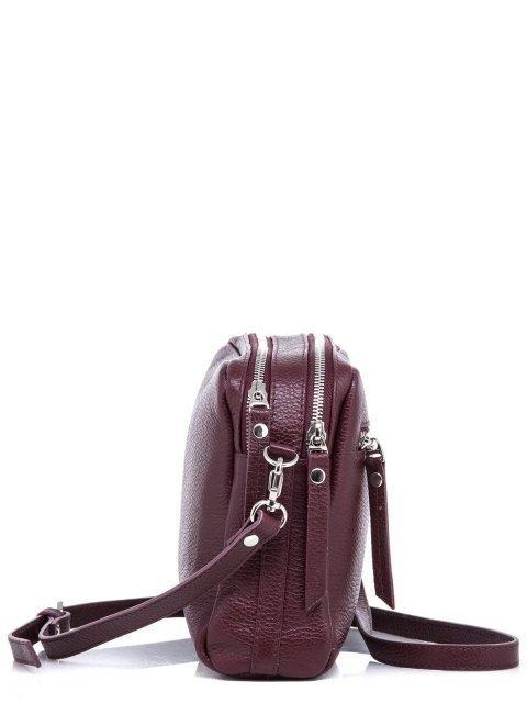 Бордовая сумка планшет S.Lavia (Славия) - артикул: 0030 12 03 - ракурс 3