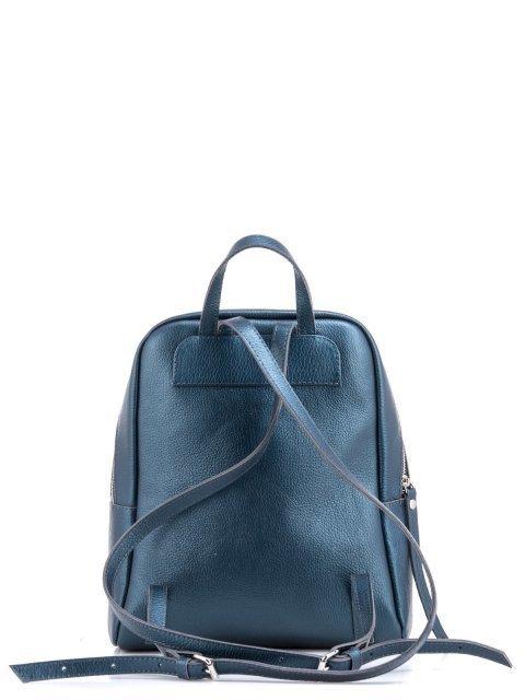 Бирюзовый рюкзак S.Lavia (Славия) - артикул: 0028 12 71 - ракурс 3