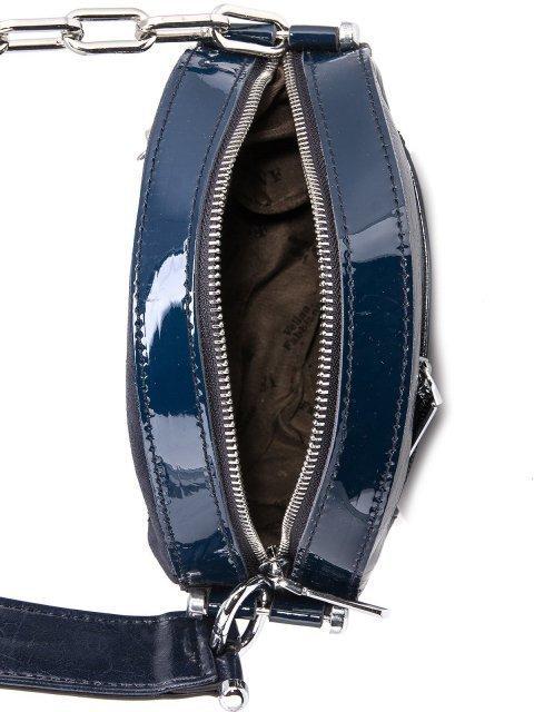Темно-синий кросс-боди Fabbiano (Фаббиано) - артикул: 0К-00006357 - ракурс 4