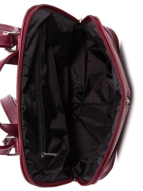 Бордовый рюкзак S.Lavia (Славия) - артикул: 822 586 03 - ракурс 4