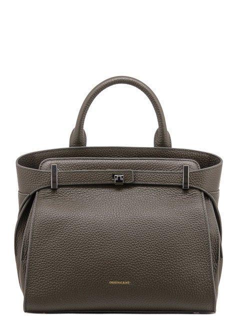Зелёная сумка классическая Angelo Bianco - 3570.00 руб
