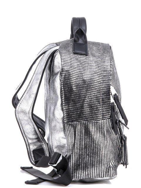 Чёрный рюкзак Domenica (Domenica) - артикул: 0К-00002075 - ракурс 2