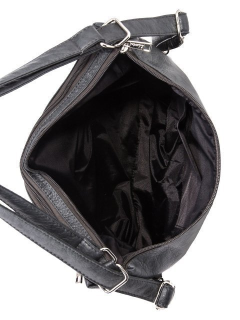 Серая сумка мешок S.Lavia (Славия) - артикул: 657 601 51 - ракурс 5