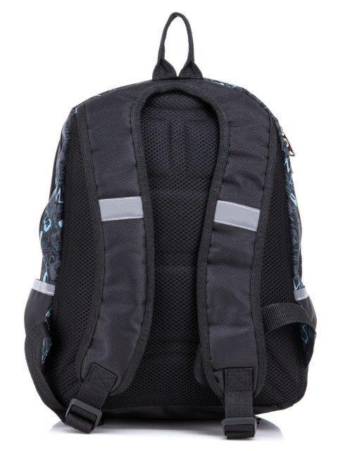 Серый рюкзак Lbags (Эльбэгс) - артикул: К0000031245 - ракурс 3