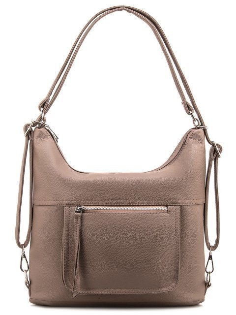 Бежевая сумка мешок S.Lavia - 2549.00 руб