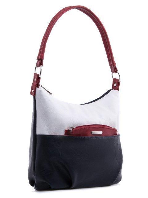 Синяя сумка мешок S.Lavia (Славия) - артикул: 405 512 70 - ракурс 1