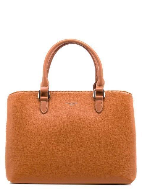 Рыжая сумка классическая David Jones - 2015.00 руб