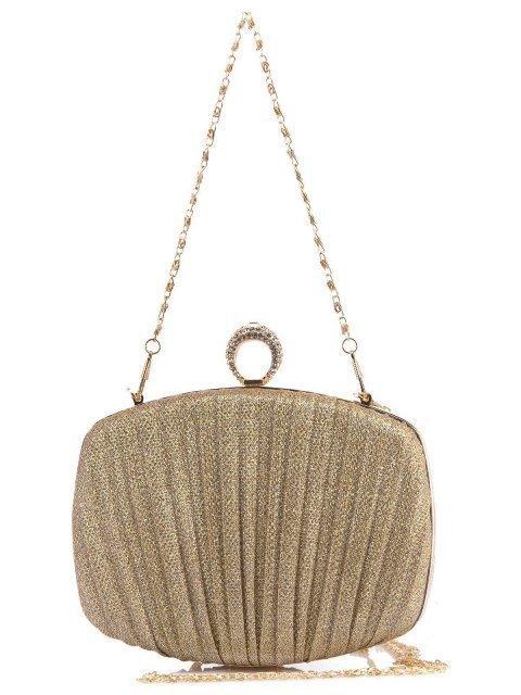 Золотая сумка планшет Angelo Bianco - 720.00 руб