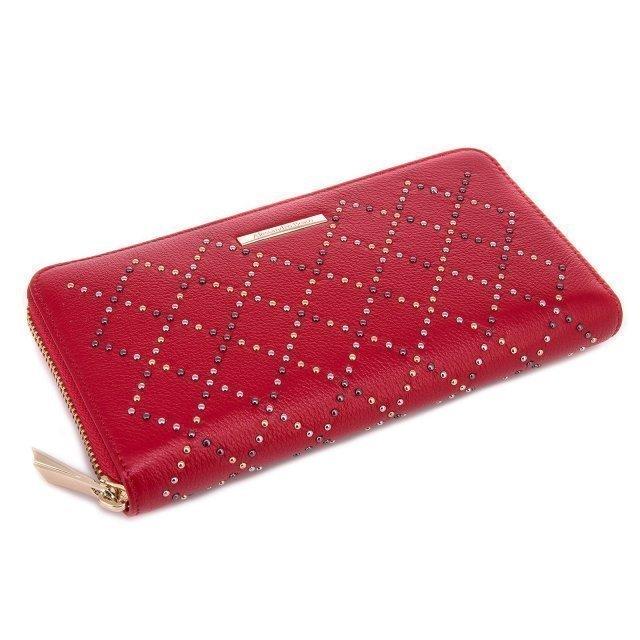 Красное портмоне Alessandro Beato - 4409.00 руб