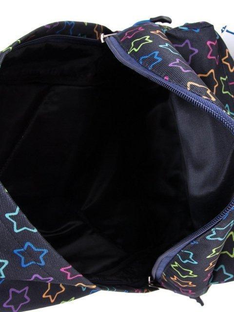 Чёрный рюкзак Lbags (Эльбэгс) - артикул: К0000029818 - ракурс 4