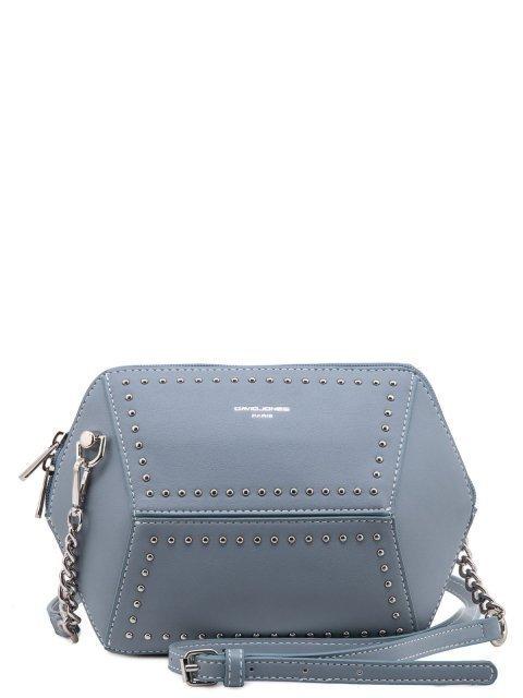 Голубая сумка планшет David Jones - 1679.00 руб