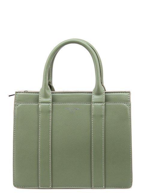 Зелёная сумка классическая David Jones - 1150.00 руб