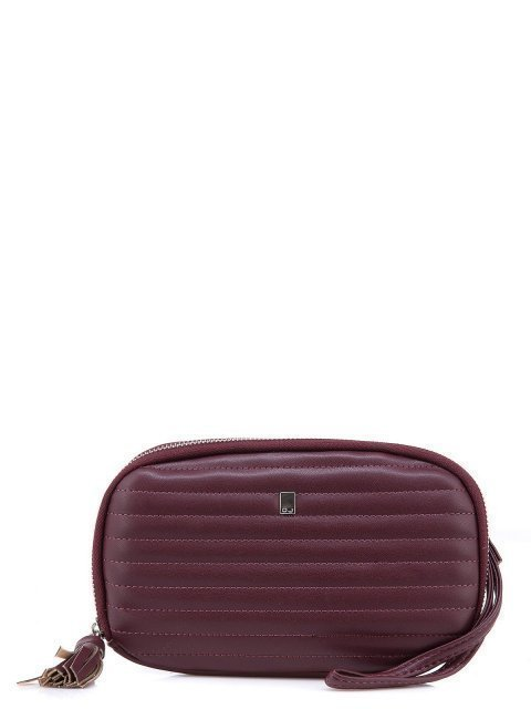 Бордовая сумка планшет David Jones - 680.00 руб