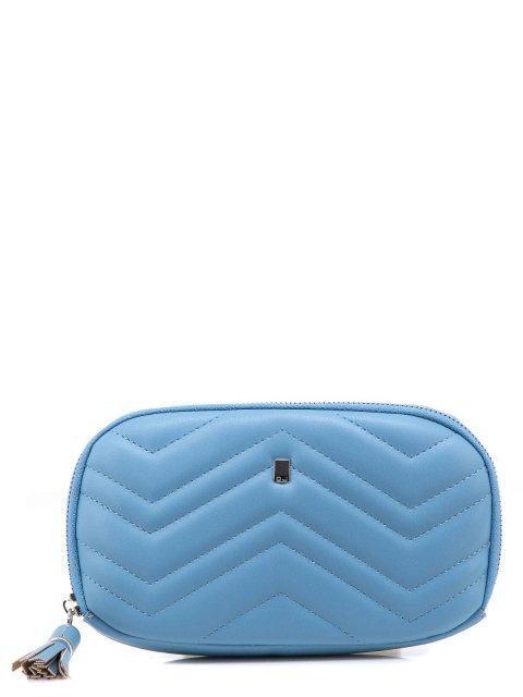 Голубая сумка планшет David Jones - 600.00 руб