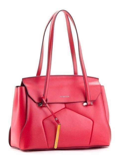 Красная сумка классическая Cromia (Кромиа) - артикул: К0000022860 - ракурс 2