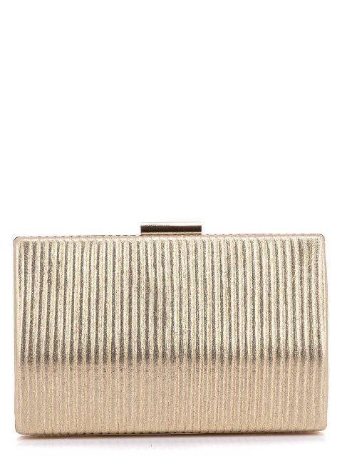 Золотая сумка планшет Angelo Bianco - 640.00 руб