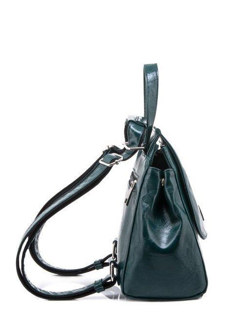 Зелёный рюкзак S.Lavia (Славия) - артикул: 877 048 31 - ракурс 4