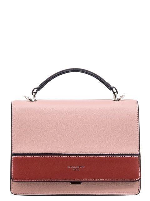 Розовый портфель David Jones - 1679.00 руб