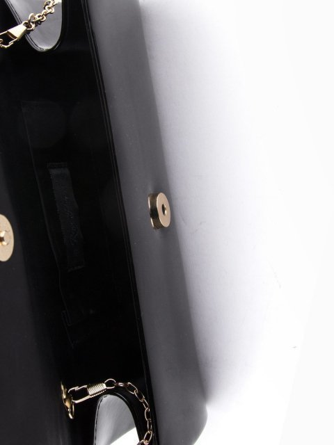Чёрная сумка планшет Angelo Bianco (Анджело Бьянко) - артикул: К0000026590 - ракурс 4