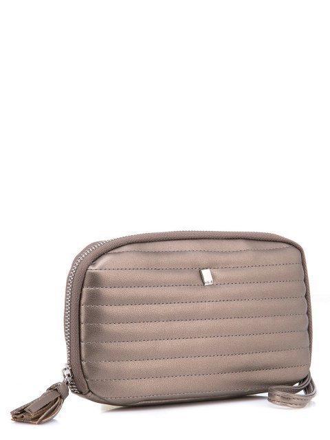 Бронзовая сумка планшет David Jones (Дэвид Джонс) - артикул: 0К-00001705 - ракурс 1