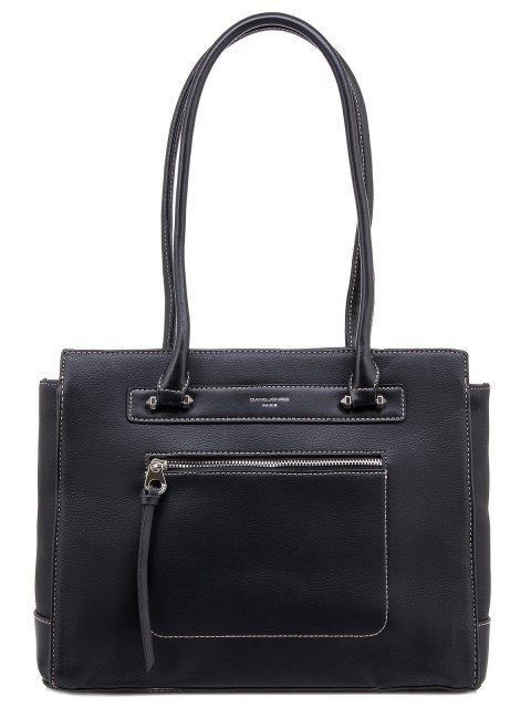 Чёрная сумка классическая David Jones - 1679.00 руб