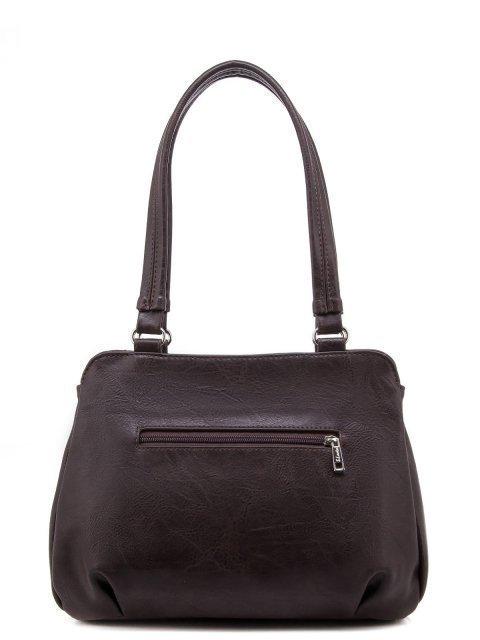 Коричневая сумка классическая S.Lavia (Славия) - артикул: 598 512 12 - ракурс 3