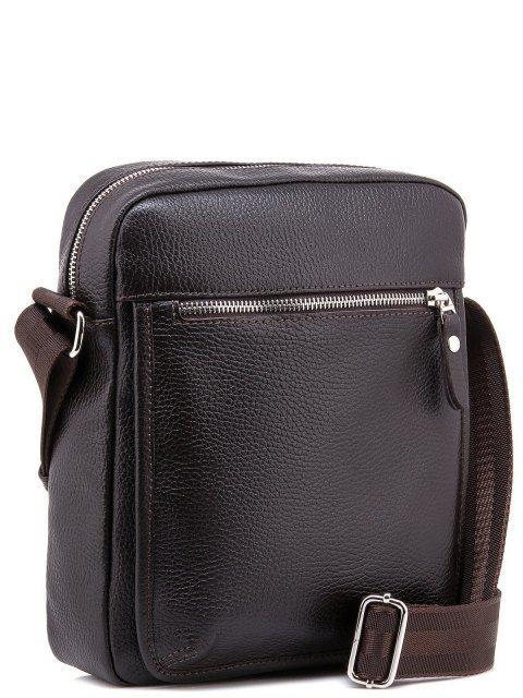 Коричневая сумка планшет S.Lavia (Славия) - артикул: 0036 12 12 - ракурс 1
