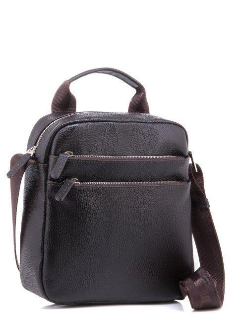 Коричневая сумка планшет S.Lavia (Славия) - артикул: 0039 12 12 - ракурс 1