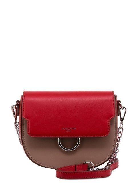 Красная сумка планшет David Jones - 1567.00 руб