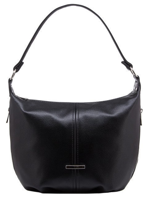 Чёрная сумка мешок S.Lavia - 1799.00 руб