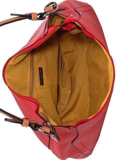 Красная сумка мешок David Jones (Дэвид Джонс) - артикул: 0К-00011852 - ракурс 4