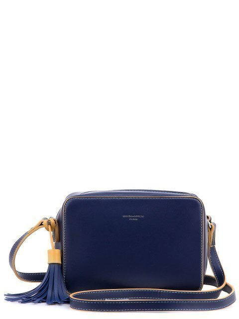Синяя сумка планшет David Jones - 1473.00 руб