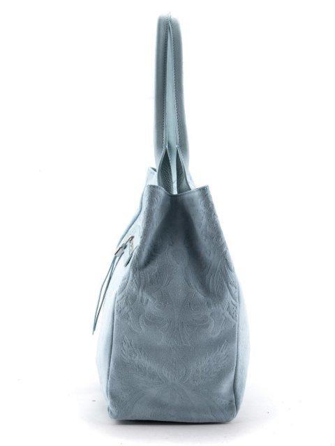Голубая сумка классическая Arcadia (Аркадия) - артикул: К0000028217 - ракурс 2