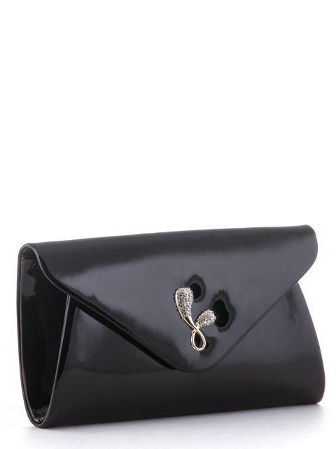 Чёрная сумка планшет Angelo Bianco (Анджело Бьянко) - артикул: К0000026599 - ракурс 1