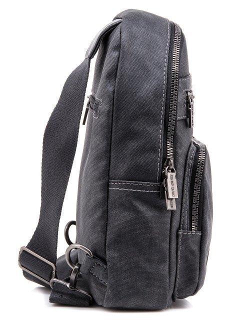 Серый рюкзак David Jones (Дэвид Джонс) - артикул: 0К-00002256 - ракурс 2