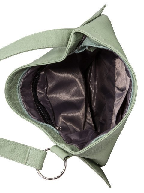 Мятная сумка мешок S.Lavia (Славия) - артикул: 1084 903 13 - ракурс 4