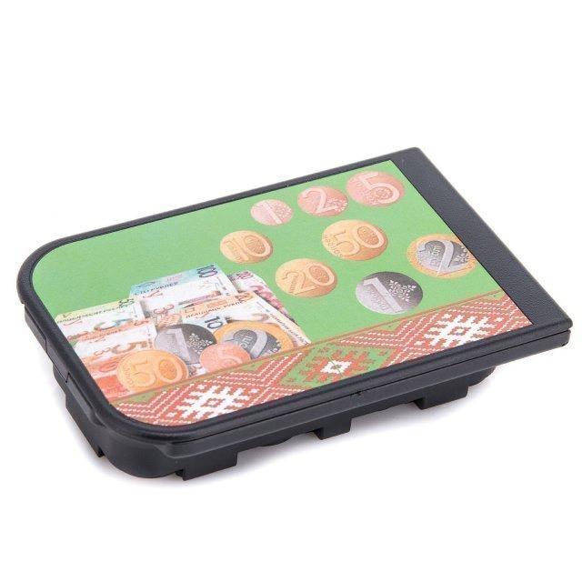 Цветное портмоне Angelo Bianco - 150.00 руб