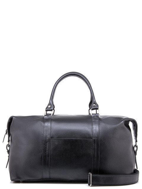 Чёрная дорожная сумка S.Lavia (Славия) - артикул: 0051 12 01 - ракурс 3