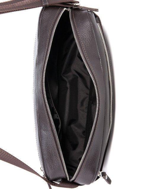 Коричневая сумка планшет S.Lavia (Славия) - артикул: 0040 12 12 - ракурс 4