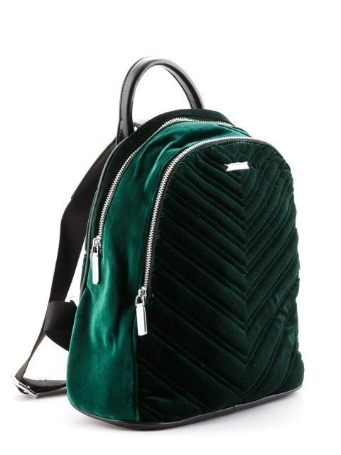 Зелёный рюкзак Fabbiano (Фаббиано) - артикул: К0000021270 - ракурс 1